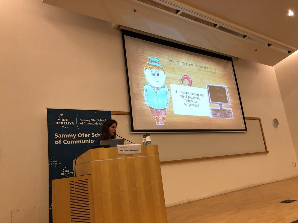 BCI Conference in IDC Herzliya – March
